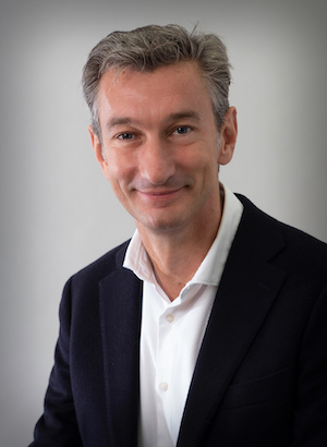 Bertrand Voinier headshot