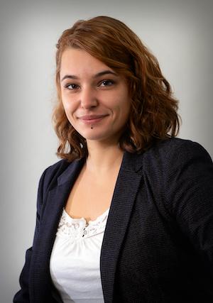 Céline Petrov headshot