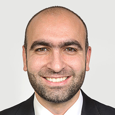 Jad Haddad headshot
